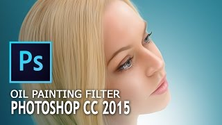 Oil Painting Filter For Photoshop CC ( Alternative For Windows )