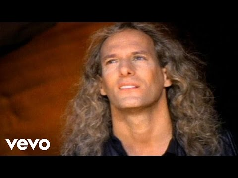 Michael Bolton Said I Loved You But I Lied Official Music Video