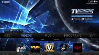 How to Install Iranian Tv Channels to Kodi (Farsi)