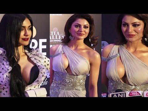 Xxx Mp4 Adah Sharma Vs Urvashi Rautela Hot Looks At Filmfare Awards 2019 3gp Sex