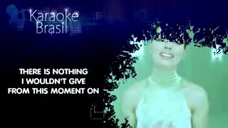 KARAOKE   Shania Twain   From This Moment