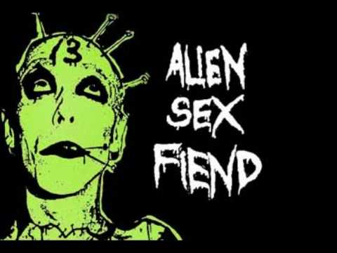 Alien Sex Fiend - Ignore The Machine