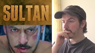 SULTAN - Official Trailer REACTION & REVIEW