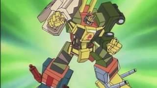Transformers A Nova Geração - Episódio 29 - A Fortaleza Do Poder - Dublado
