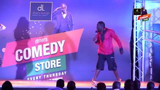 Alex Muhangi Comedy May 2017 - Amooti