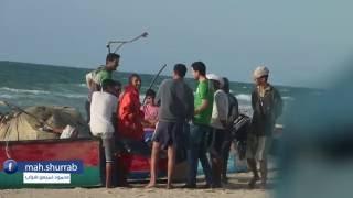 مقلب الهجرة  مع الصيادين _ كاميرا خفيه