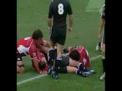 New Zealand Maori vs Japan Samoa vs Tonga Pacific Cup 2008