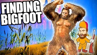 FINDING BIGFOOT | Hunting Monsters Is FUN!! 3-Player Co-op Gameplay - Let