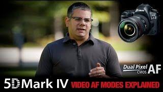 Unlocking the 5D Mark IV's Video AF Performance