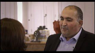 فؤاد أحيدار: أول مسلم يصل لمنصب نائب رئيس برلمان بروكسل  | ضيف وحكاية