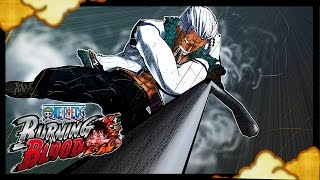 One Piece Burning Blood - Smoker GAMEPLAY Online Ranked Match!