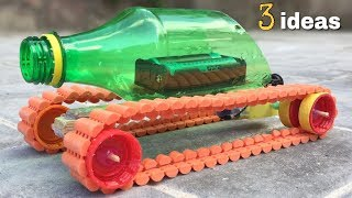 3 Amazing ideas and incredible DIY Toys