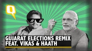 Gujarat Elections 2017: 'Tis the Season for Viral Videos | The Quint