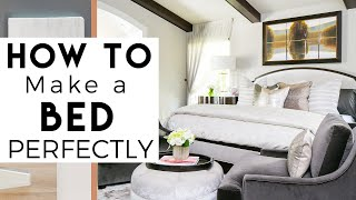 How to Make A Bed | Interior Design