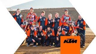2018 Red Bull KTM Factory Racing Team    KTM