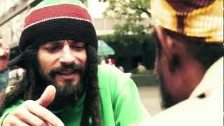 Hornsman Coyote & Jah Mason: BELLY OF THE BEAST Official Video (HD)