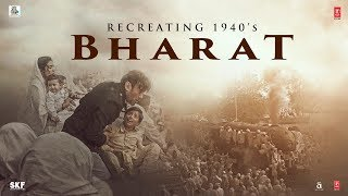 Making Of Bharat 1940  Bharat  Salman Khan  Movie Releasing On 5 June 2019 uploaded on 5 month(s) ago 499548 views