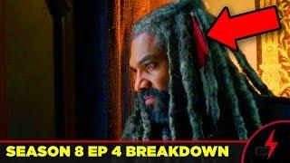 Walking Dead 8x04 Breakdown - WHY EZEKIEL FAILED (