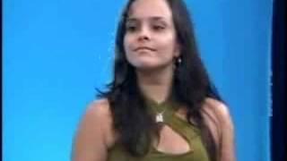 Show do Jason [13/09/2008] - Marynah Novaes