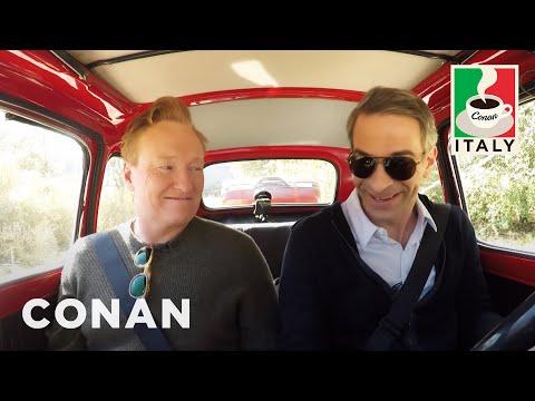 Xxx Mp4 Conan Jordan Schlansky's Italian Road Trip 3gp Sex