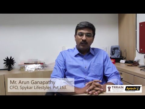CFO at Spykar Lifestyle speaks on TRRAIN-Aptech's Store manager training