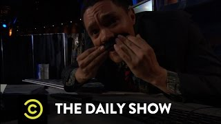 The Daily Show - Envisioning President Trump