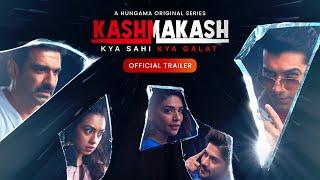 Kashmakash : Official Trailer   Hungama Play