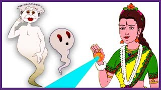 Bengali Moral Stories For Children - Bengali Cartoon - Thakurmar Jhuli Bangla Cartoon