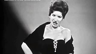 Maria Callas Habanera - Georges Bizet (1962 remastered) on Covent Garden