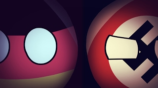 Countryballs Animated #9 - The Greatest Enemy