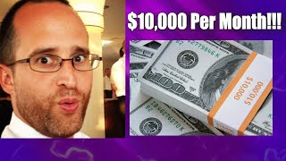 How To Make $10,000 Per Month WITHOUT Paying For Traffic