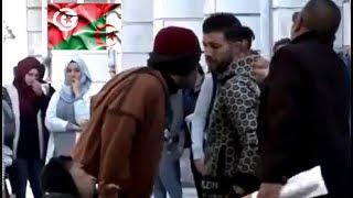 جزائري خلطها في كاميرا كاشي تونسية  😂