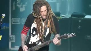 Korn LIVE Somebody Someone - Brussels 2016 [3cam-mix]