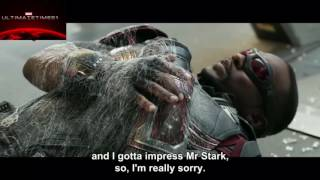 Captain America: Civil War ALL SPIDER-MAN Scenes HD