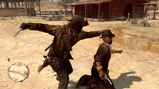 Sly Shooter - Red Dead Redemption Best Moments Compilation Vol.10 (Physics/Animations)