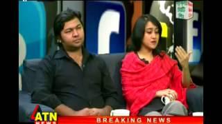 Team Engine's(http://www.tm-engine.com/) Bangla OCR, ATN News with Samira Zuberi Himika and Shomrat