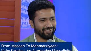 On Manmarziyaan, Masculinity & #MeToo: Vicky Kaushal at #WeTheWomen