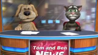 Talking Tom & Ben News Sing Off