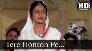 Tere Honton Pe Bansi Shyam Ki - Zeba Bakhtiyar - Sabeeha - Jai Vikranta - Bollywood Songs