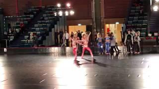 Nordic ido open discodance 2017 Solveig Finne and Carina Guldbransen