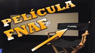 Película de FNAF OFICIAL Confirmada por SCOTT CAWTHON   Five Nights at Freddy's en Hollywood  