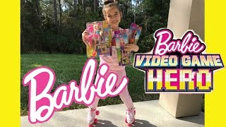 NEW Barbie Video Game Hero Movie Dolls