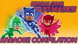 PJ Masks Creation 62 ❤️ Karaoke Compilation ❤️ ❤️ ❤️