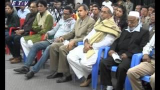 AL Leaders, Hasan mahmud, Kamrul, md nasim, Enu, Ekushey television ltd, 19 12 14