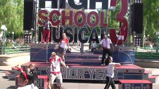 HIGH SCHOOL MUSICAL 3 in 1080i H D part 1