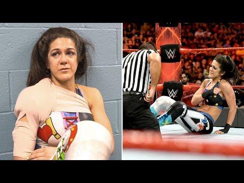 Xxx Mp4 WWE Superstars React To Bayley S Shoulder Injury 3gp Sex
