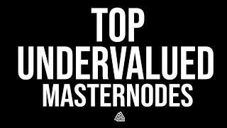 Top 8 UNDERVALUED Masternodes For Q3 2018!