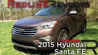 2015 Hyundai Santa Fe – Redline: Review