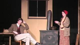 THE 39 STEPS - The Crofter's House