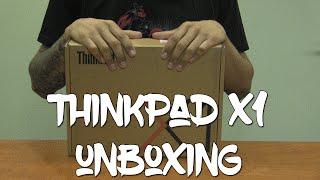Lenovo ThinkPad X1 Tablet Unboxing!